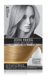 John Frieda Precision Foam Colour - 8N (Medium Natural Blonde)