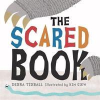 The Scared Book by Debra Tidball image