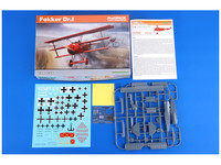 Eduard: 1/48 Fokker Dr.I ProfiPACK - Model Kit