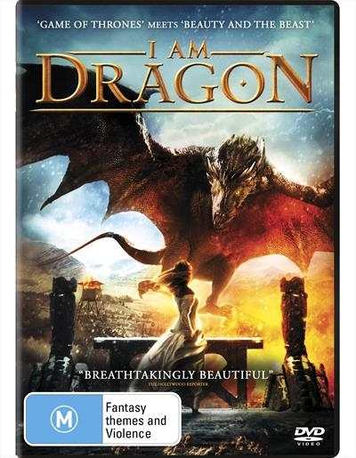 I am Dragon on DVD image
