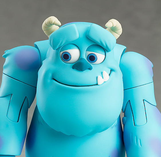 Monsters Inc: Nendoroid Sully (Standard Ver.) - Articulated Figure image