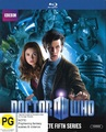 Doctor Who: The Complete Fifth Series on Blu-ray