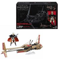 "Star Wars: The Black Series - 6"" Enfys Nest Swoop Bike"