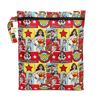 Bumkins: Wet Bag - Wonder Woman