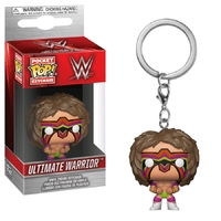 WWE : Ultimate Warrior Pop! Keychain