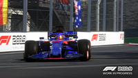 F1 2019 Anniversary Edition for PS4 image