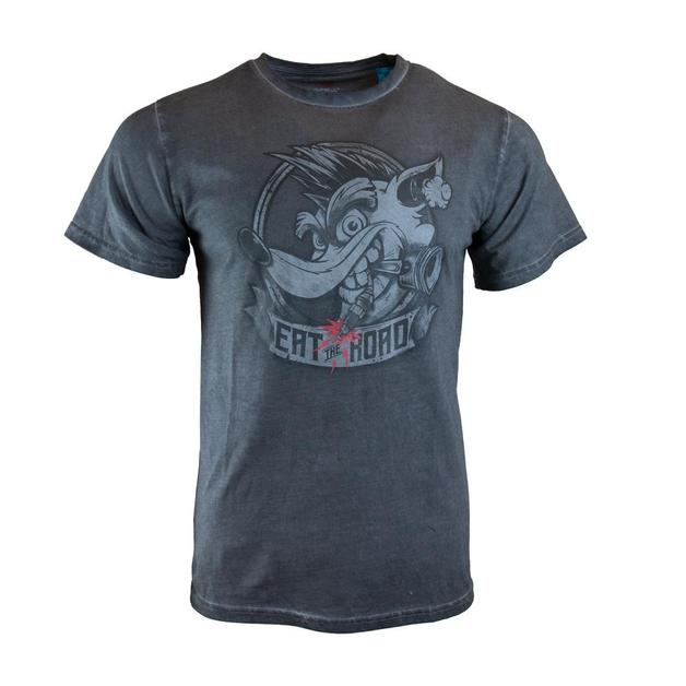Crash Team Racing Eat the Road T-Shirt (Medium)