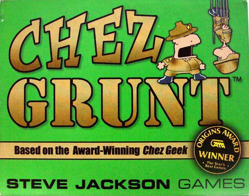 Chez Grunt image