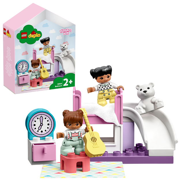 LEGO DUPLO: Bedroom - (10926)