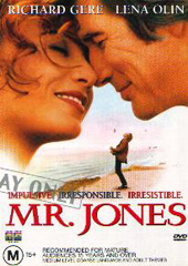 Mr Jones on DVD