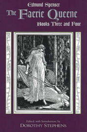 The Faerie Queene, Books Three and Four by Edmund Spenser image