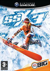 SSX 3 for GameCube