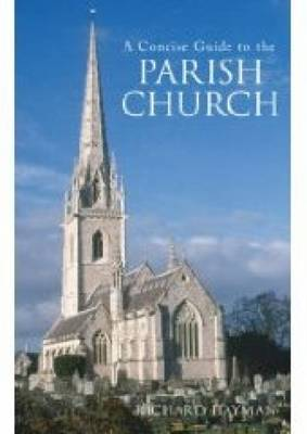A Concise Guide to the Parish Church by Richard Hayman image