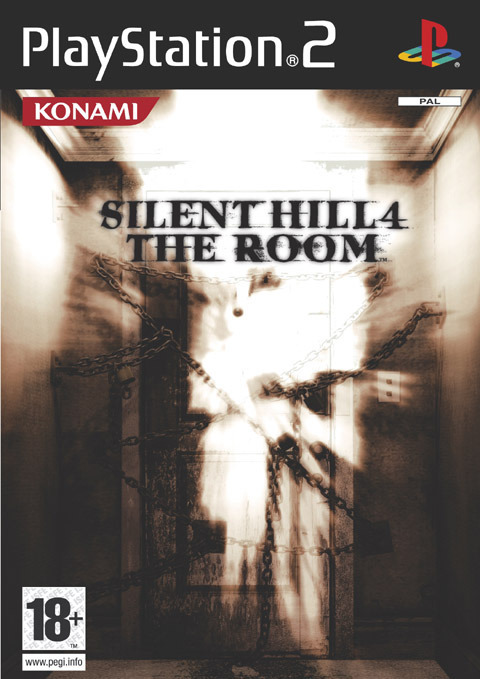 Silent Hill 4: The Room for PlayStation 2