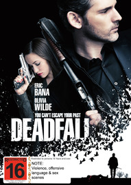 Deadfall on DVD image