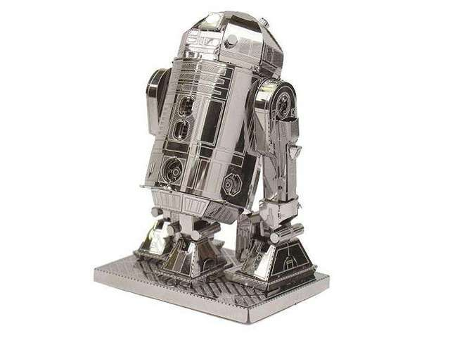 Star Wars R2-D2 Metal Earth Model Kit image