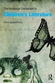 The Routledge Companion to Children's Literature image