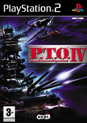 Pacific Theatre Of Operations IV for PlayStation 2