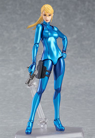 Figma Metroid: Samus Aran (Zero Suit Ver.) - Action Figure