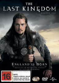 The Last Kingdom - Season One on DVD image
