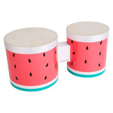 Sunnylife Bongo Drums - Watermelon