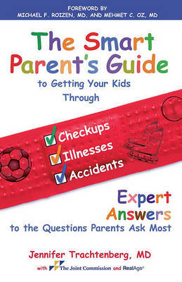 The Smart Parent's Guide by Jennifer Trachtenberg image