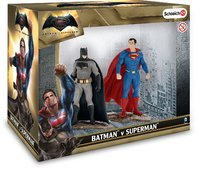 Schleich: Batman v Superman Scenery Pack