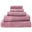 Bambury Costa Cotton Bath Sheet (Dusk)