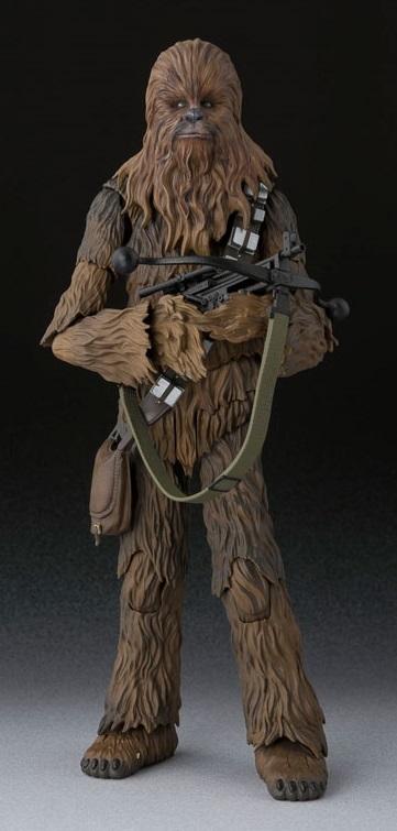 S.H.Figuarts - Chewbacca (New Hope Ver.) Figure