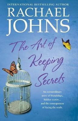 THE ART OF KEEPING SECRETS by Rachael Johns image