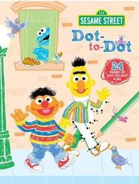 Sesame Street Dot-to-Dot