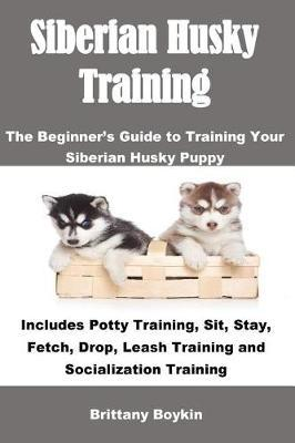 Siberian Husky Training by Brittany Boykin