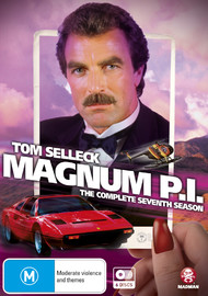 Magnum, P.i. - Season 7 on DVD
