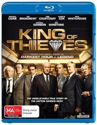 King Of Thieves on Blu-ray