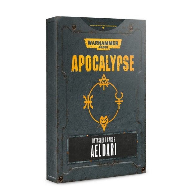 Apocalypse Datasheets: Eldar