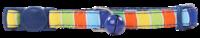 Pawise: Cat Collar - Stripe/Blue