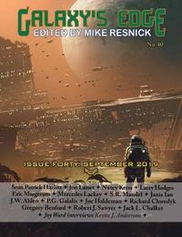 Galaxy's Edge Magazine by Joe Haldeman