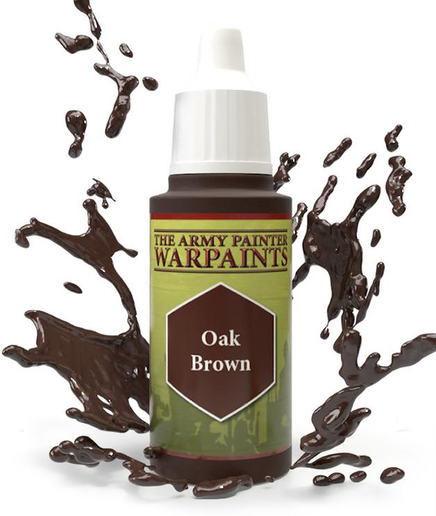 Army Painter: Warpaints - Oak Brown