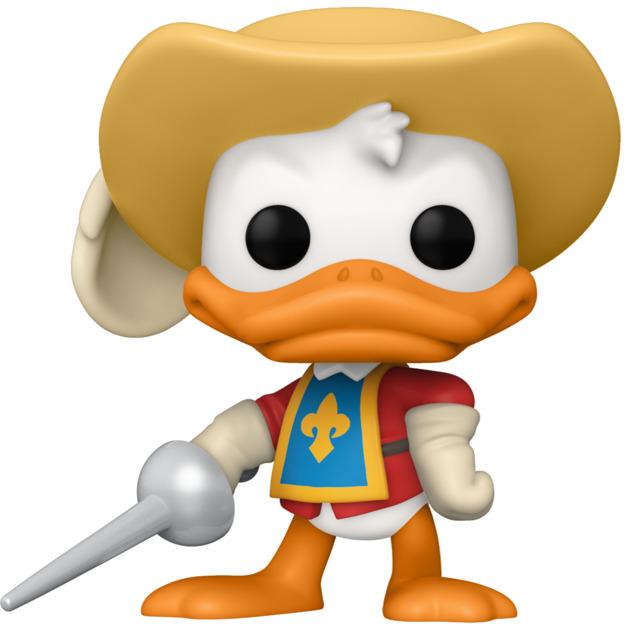 The Three Musketeers: Donald Duck - Pop! Vinyl Figure