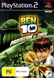 Ben 10 Protector of the Earth for PlayStation 2 image