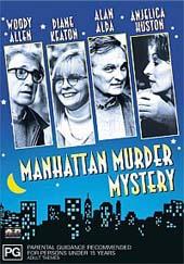 Manhattan Murder Mystery on DVD