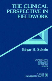 The Clinical Perspective in Fieldwork by Edgar H Schein image