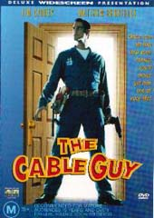 The Cable Guy on DVD