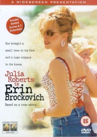 Erin Brockovich on DVD