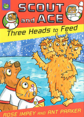 Three Heads to Feed by Rose Impey