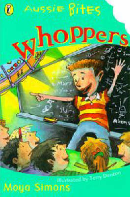 Whoppers by Moya Simons