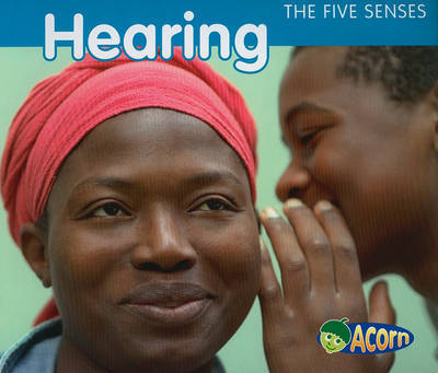 Hearing by Rebecca Rissman