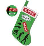 Atheist Christmas Stocking