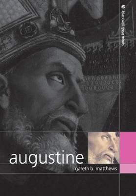 Augustine by Gareth B Matthews