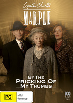Marple (Agatha Christie) - By The Pricking Of My Thumbs on DVD